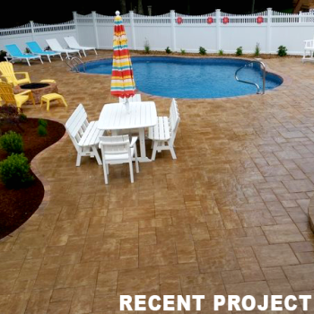 pool recent project